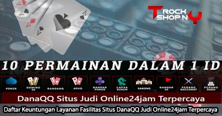 DanaQQ Judi Online24jam Terpercaya - TherockshopNY